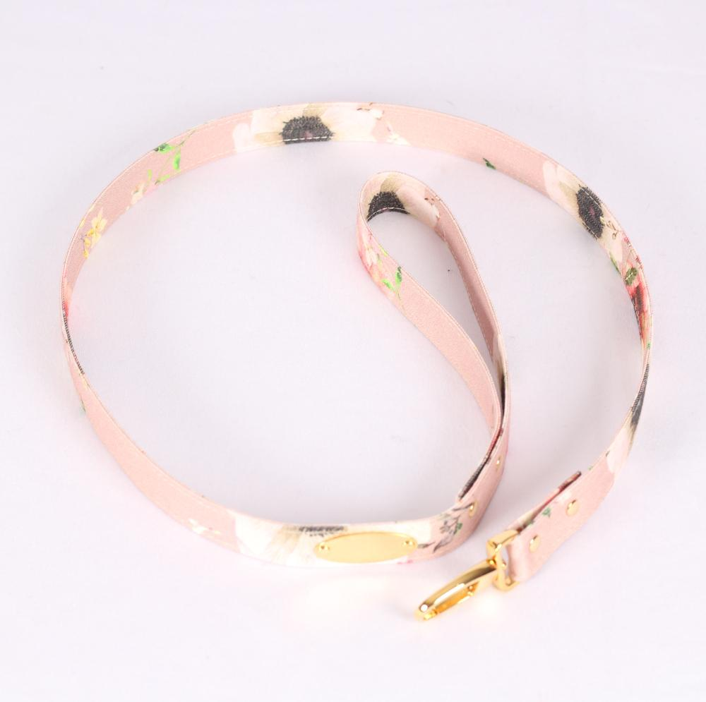Canvas Riem in Roze - Inamorada