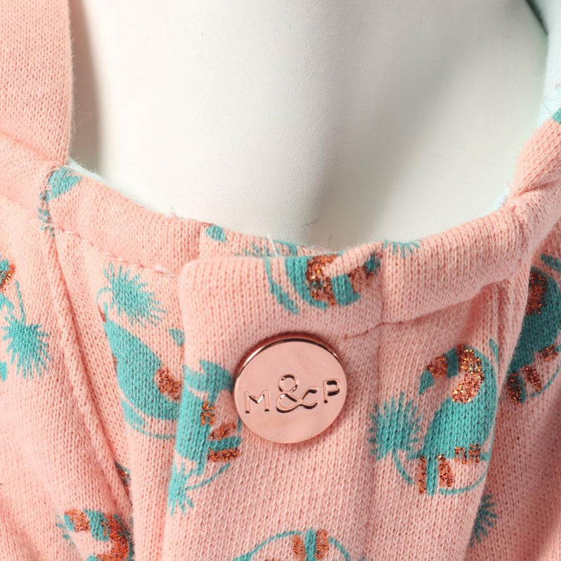 Costa Rica Sweater in Roze - Milk & Pepper