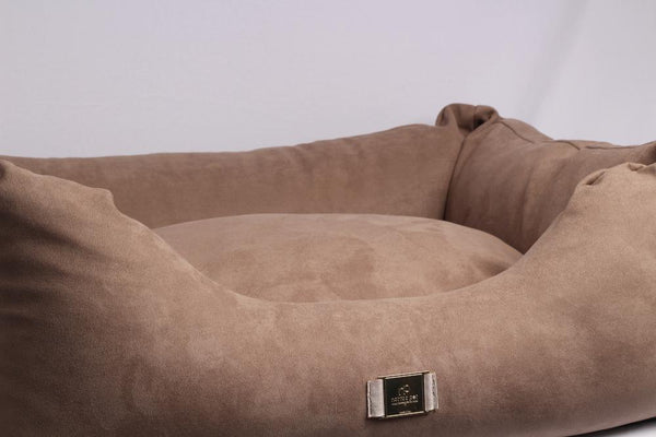Soft House Mand in Zacht Luxe Leer - Not Too Pet