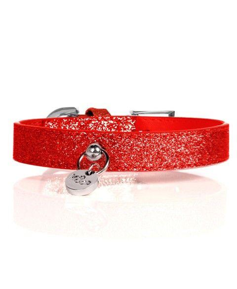 Stardust Halsband in Rood - Milk & Pepper