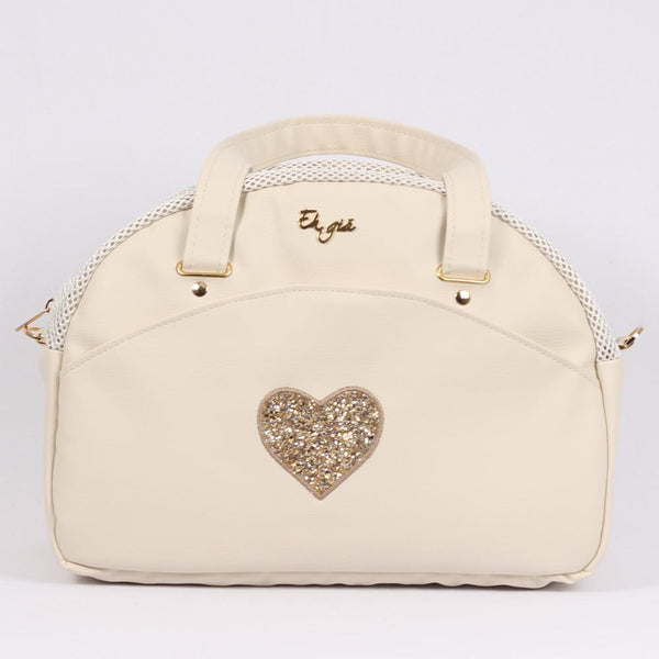 White Glamour Bag - Eh Gia