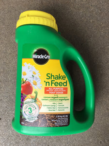 All Purpose Miracle Gro Shake'n Feed (2.04kg)
