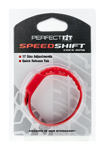Speed Shift - Red
