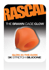 The Brawn Cage Glow Orange