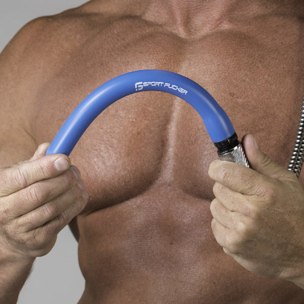 Locker Room Hose Blue 6in