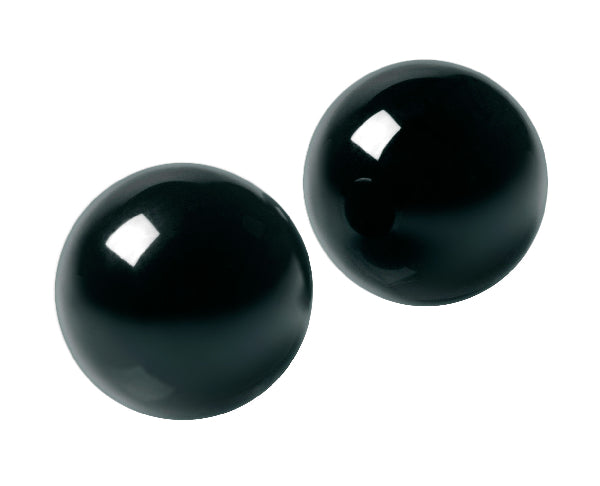 Jaded Glass Ben Wa Balls 30mm