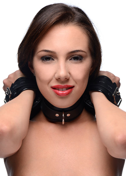 Neck To Wrist Restraint