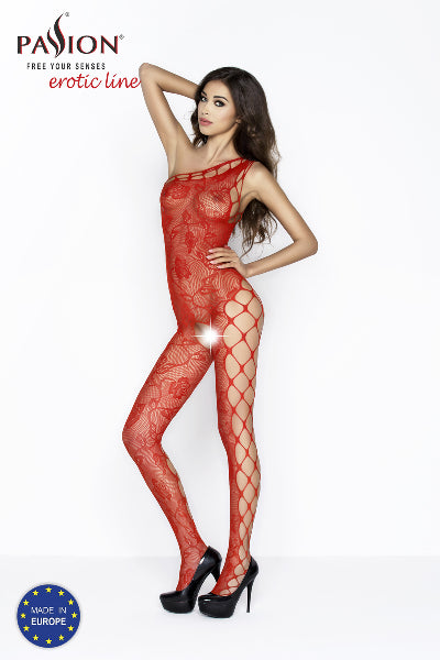 Bodysuit BS036 Red