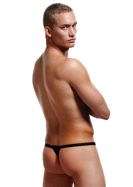 Break A Way Thong Blk