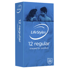 LifeStyles Regular Condoms 12