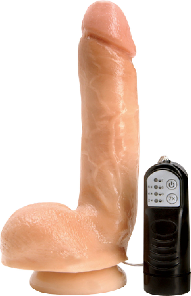 Adam's Cock Vibrating (Flesh)