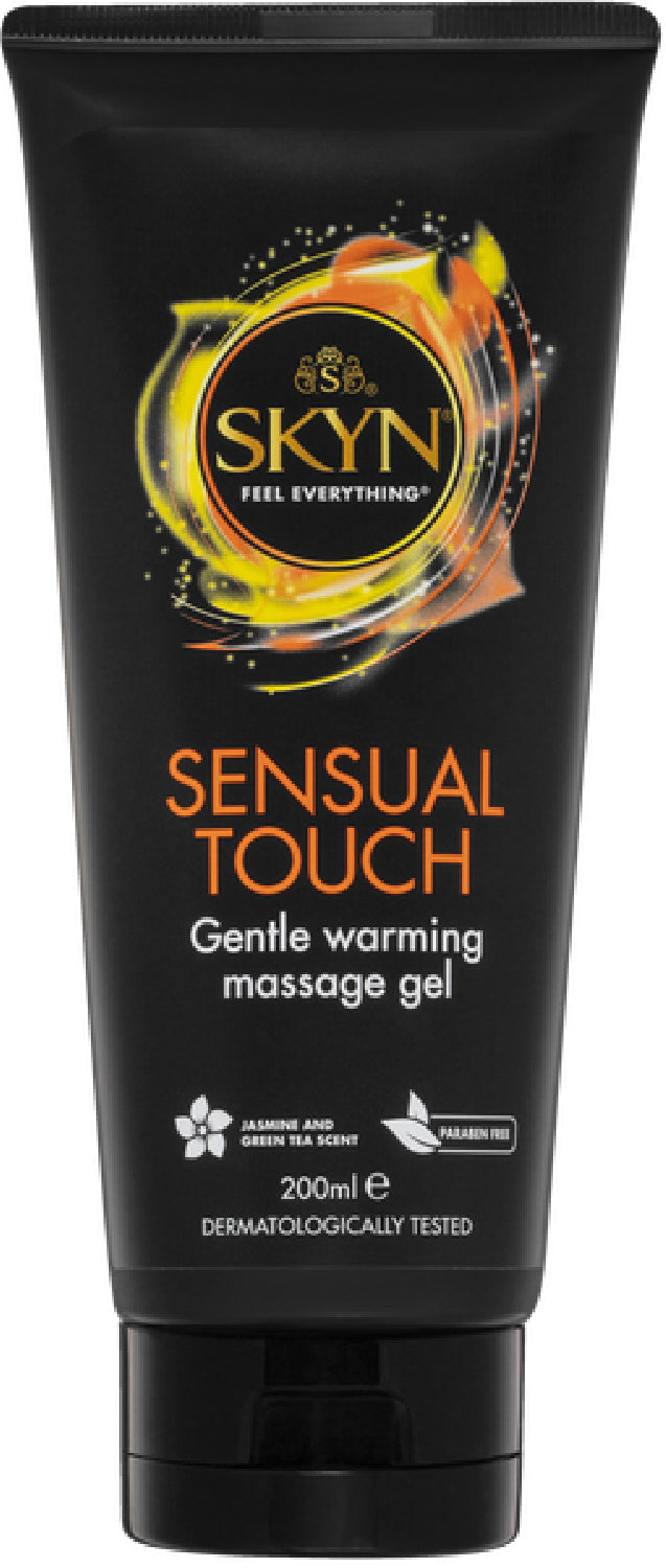 Sensual Touch Massage Gel 200ml