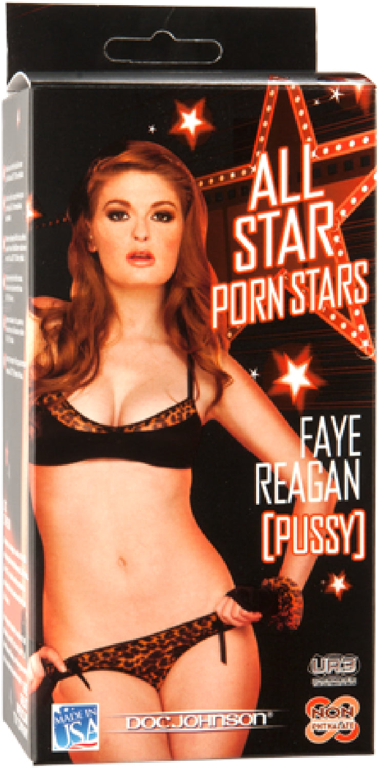 ULTRASKYN Pocket Pals - Faye Reagan