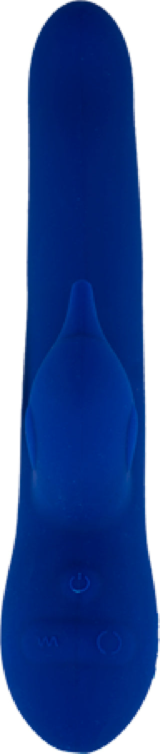 Unik - Dolphin Rechargeable Vibe (Blue)