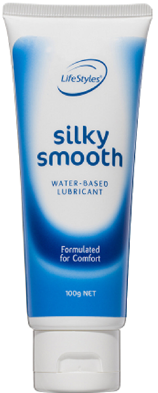 LifeStyles Silky Smooth Lubricant 100g