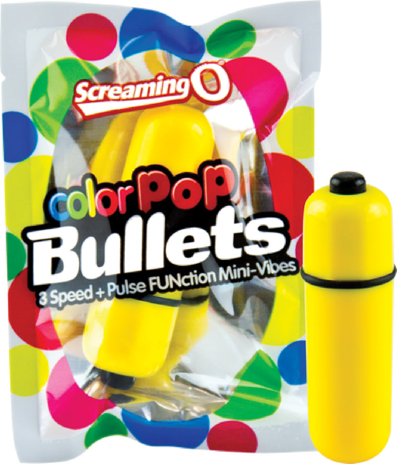 ColorPoP Bullet (Yellow)