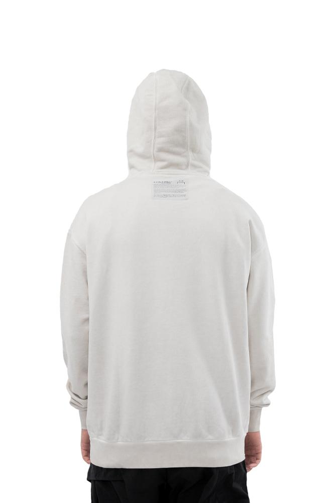 A-COLD-WALL* Blueprint Hoodie White