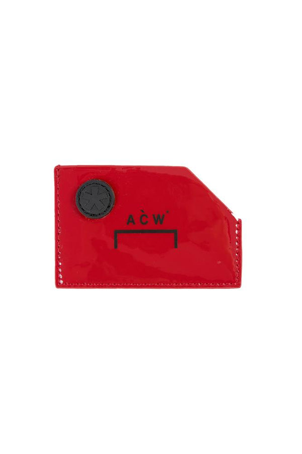 A-COLD-WALL* Cardholder Red