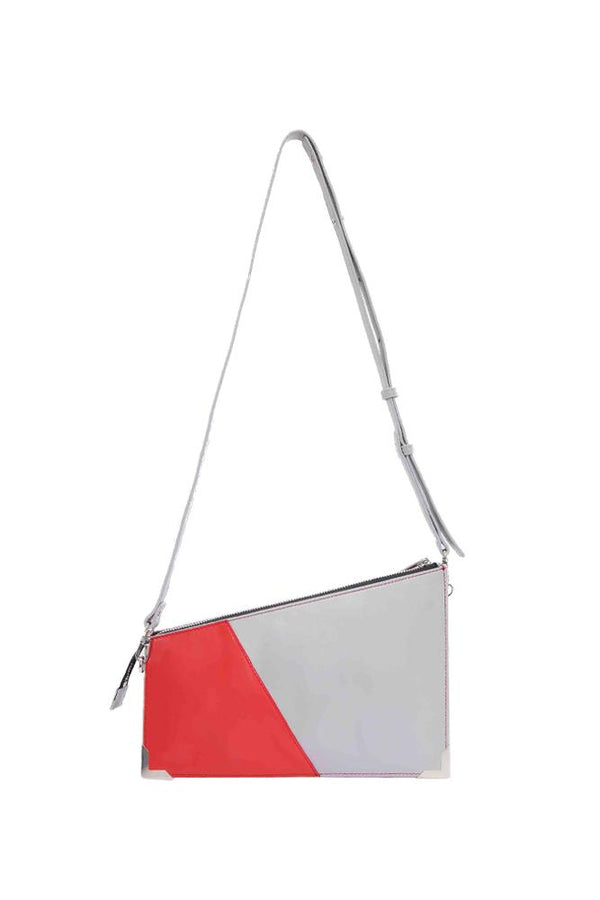 A-COLD-WALL* Corbusier Bag Red Grey