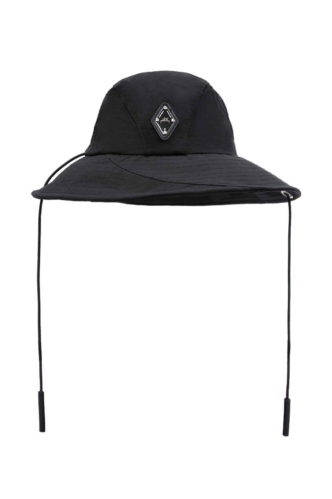 A-COLD-WALL* Curved Bucket Hat Black