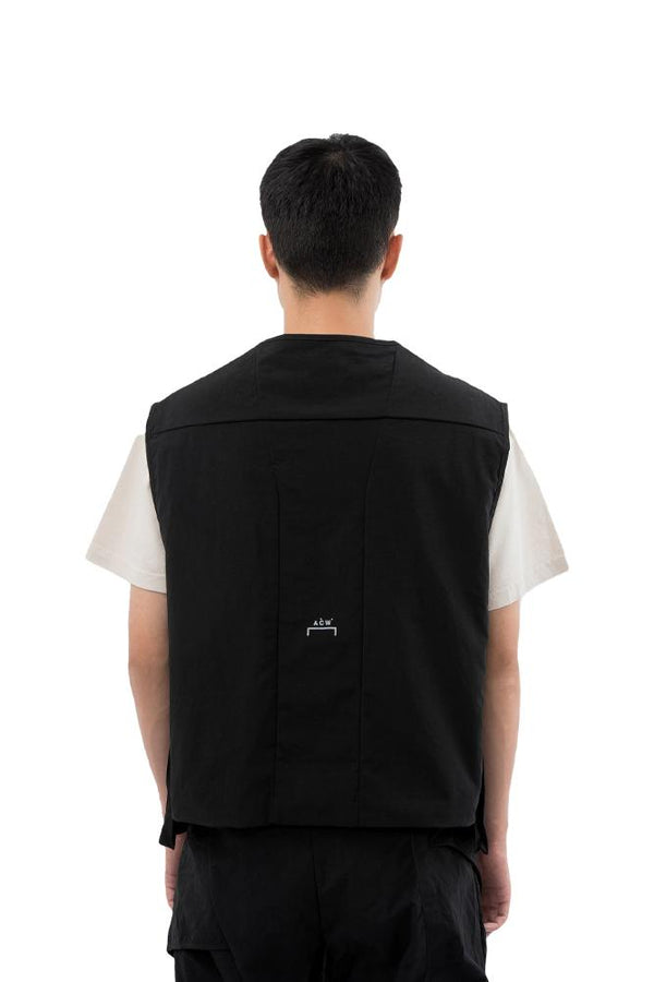 A-COLD-WALL* Gilet Vest Black