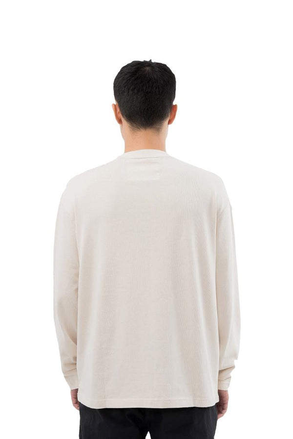 A-COLD-WALL* Glass Blower Long Tee White