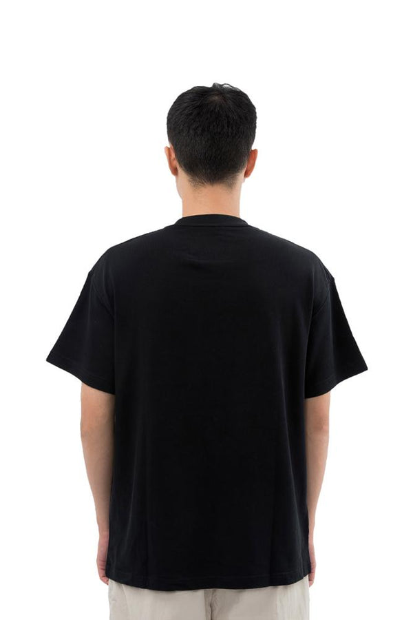 A-COLD-WALL* Glass Blower Tee Black