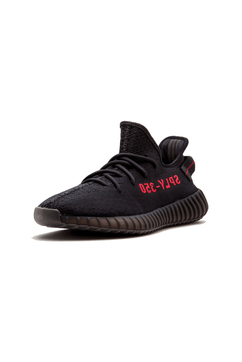 adidas Yeezy Boost 350 Black Red