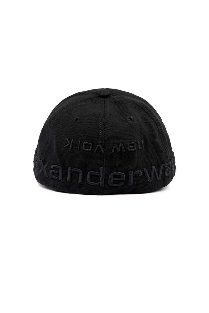 Alexander Wang Baseball Cap Black