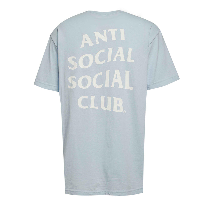 "ASSC Anti Social Social Club CATCHEM ""S"" Print Tee Blue"