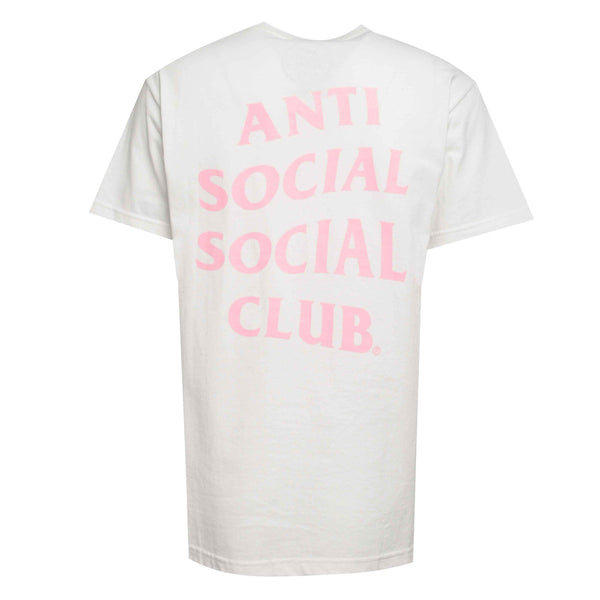 "ASSC Anti Social Social Club CATCHEM ""S"" Print Tee White"