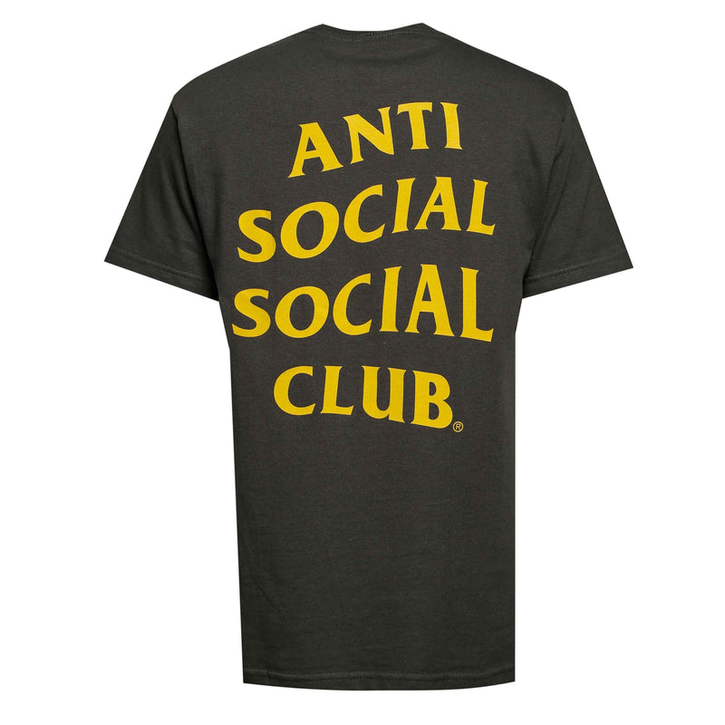 ASSC Anti Social Social Club London Tee Black