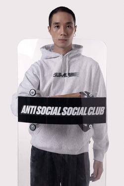 ASSC Anti Social Social Club Riot Shield