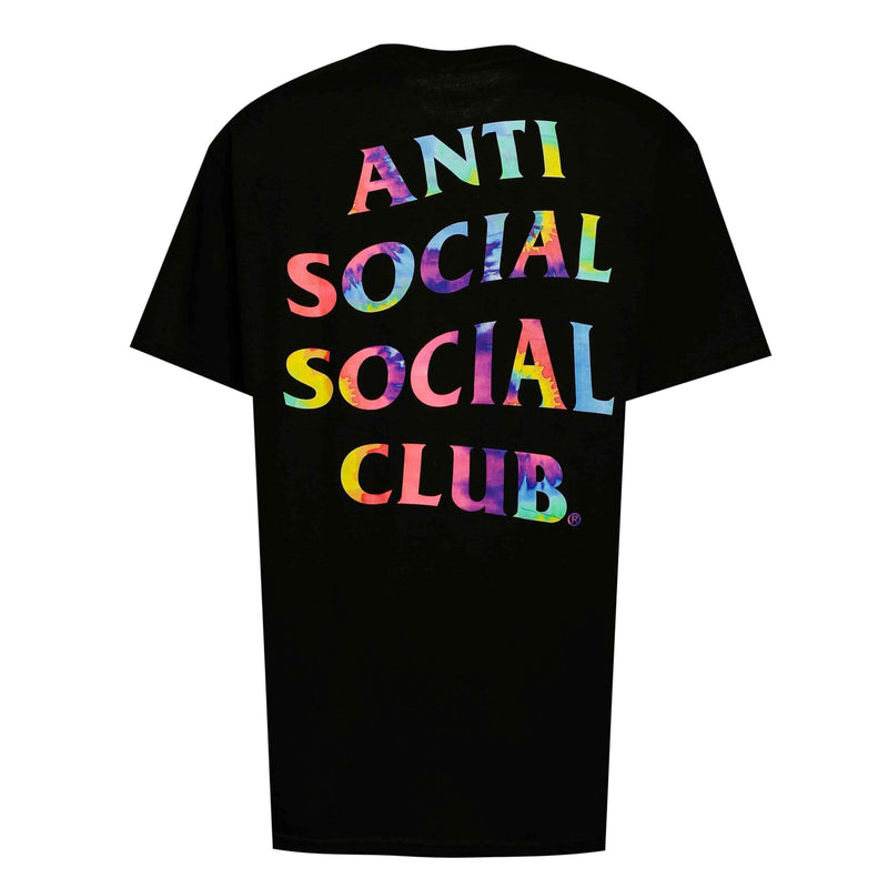 ASSC Anti Social Social Club The Grove Tee Black