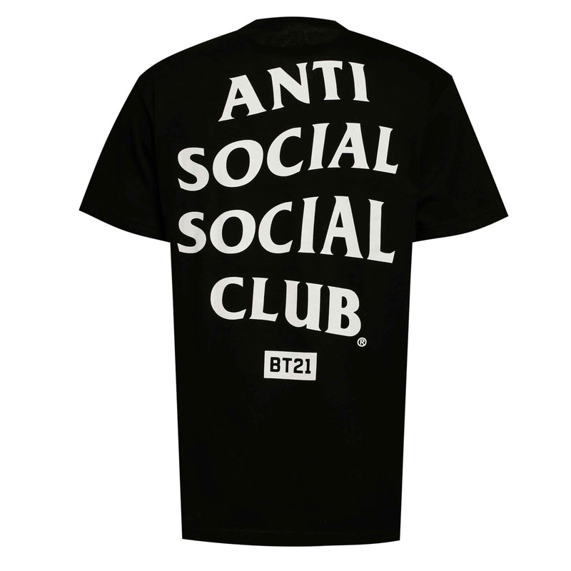 ASSC Anti Social Social Club x BT21 What You Need Tee Black