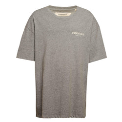 Fear of God Essentials Chest Logo Tee Grey