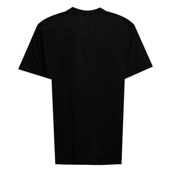 Fendi FF Patch Logo Tee Black