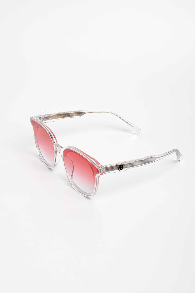 Gentle Monster X Kris Wu GW 004 C1 Gentle Wu Sunglasses Pink