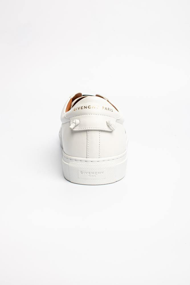 Givenchy Paris Strap Sneaker White