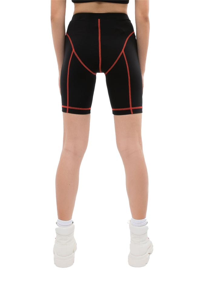 Heron Preston Biker Leggings Active Black