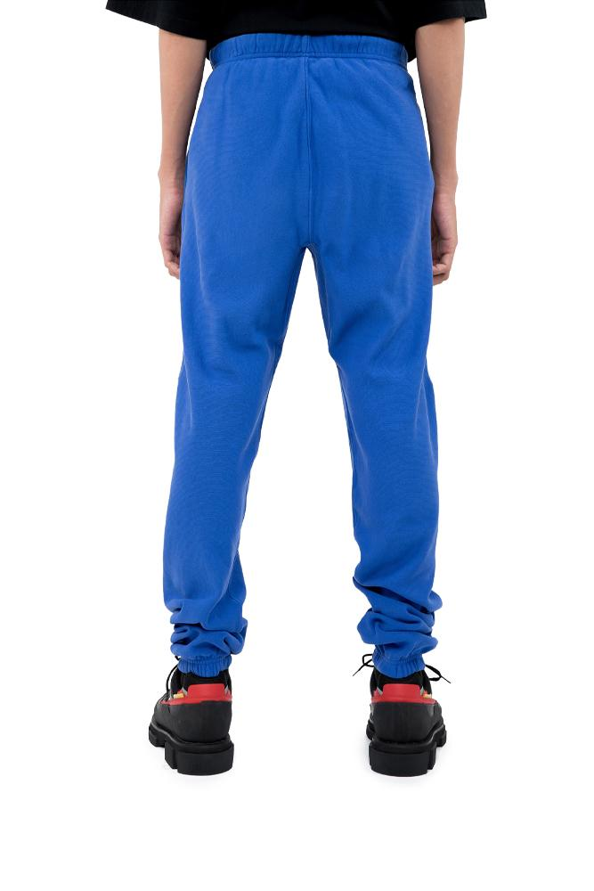 Heron Preston CTNMB Sweatpants Blue