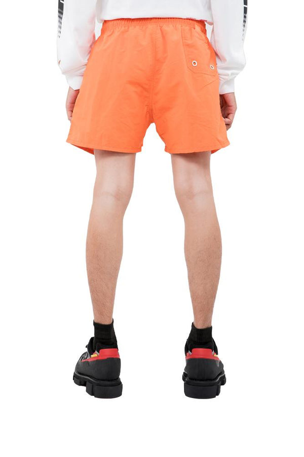 Heron Preston CTNMB Swim Shorts Orange