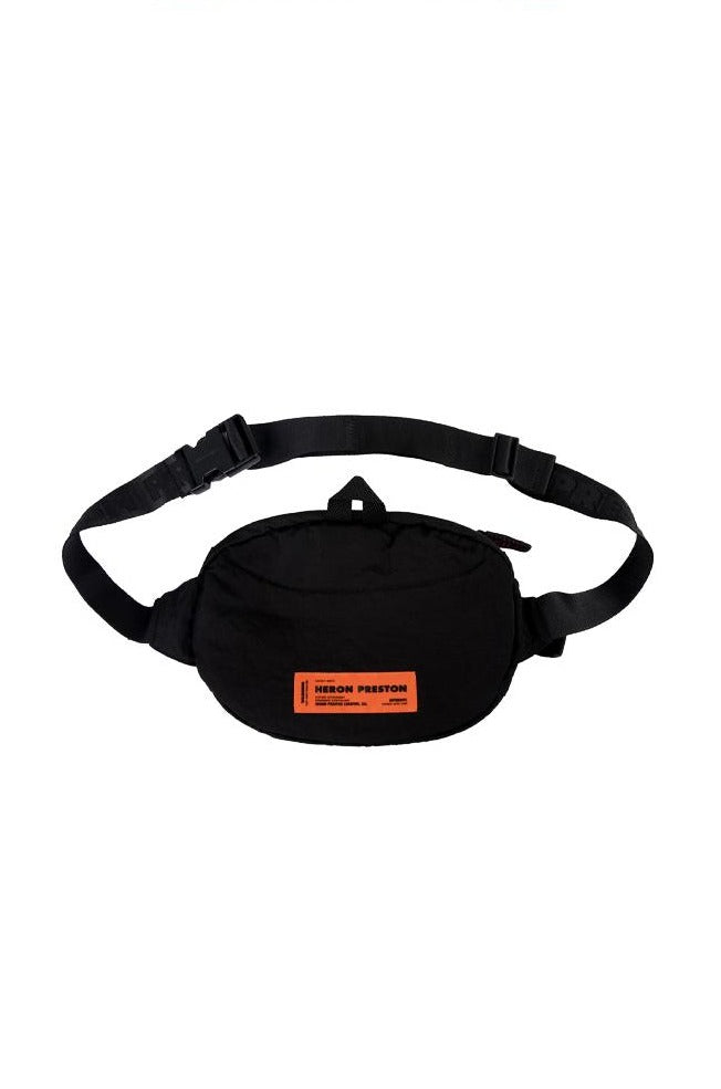 Heron Preston Dots Fanny Pack Black