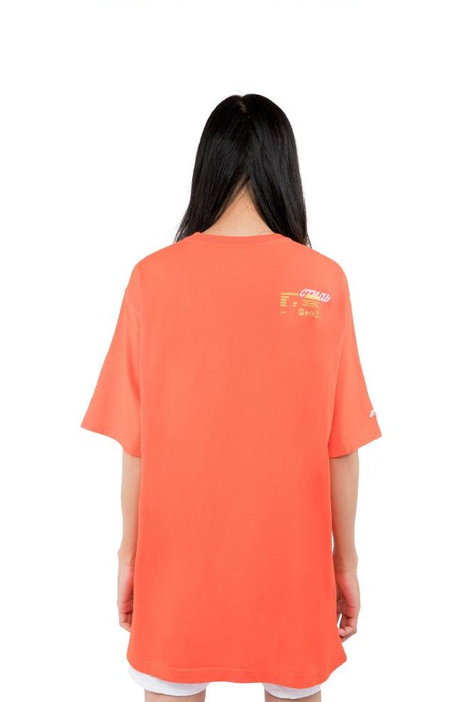 Heron Preston Doves Tee Orange