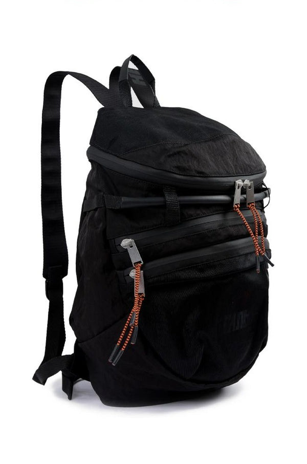 Heron Preston Foldable Backpack Black
