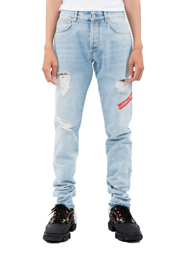 Heron Preston Hammer Work Jeans