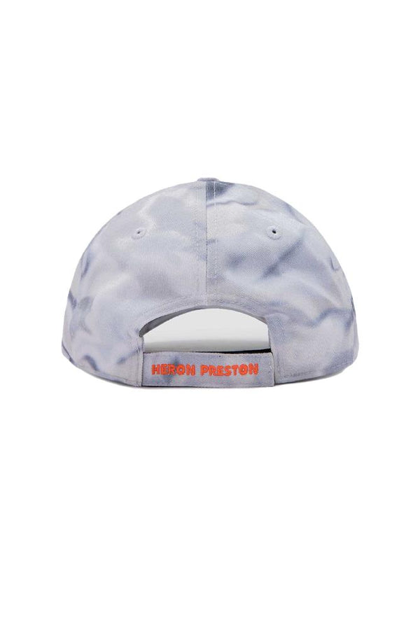 Heron Preston Handmade Cap Grey