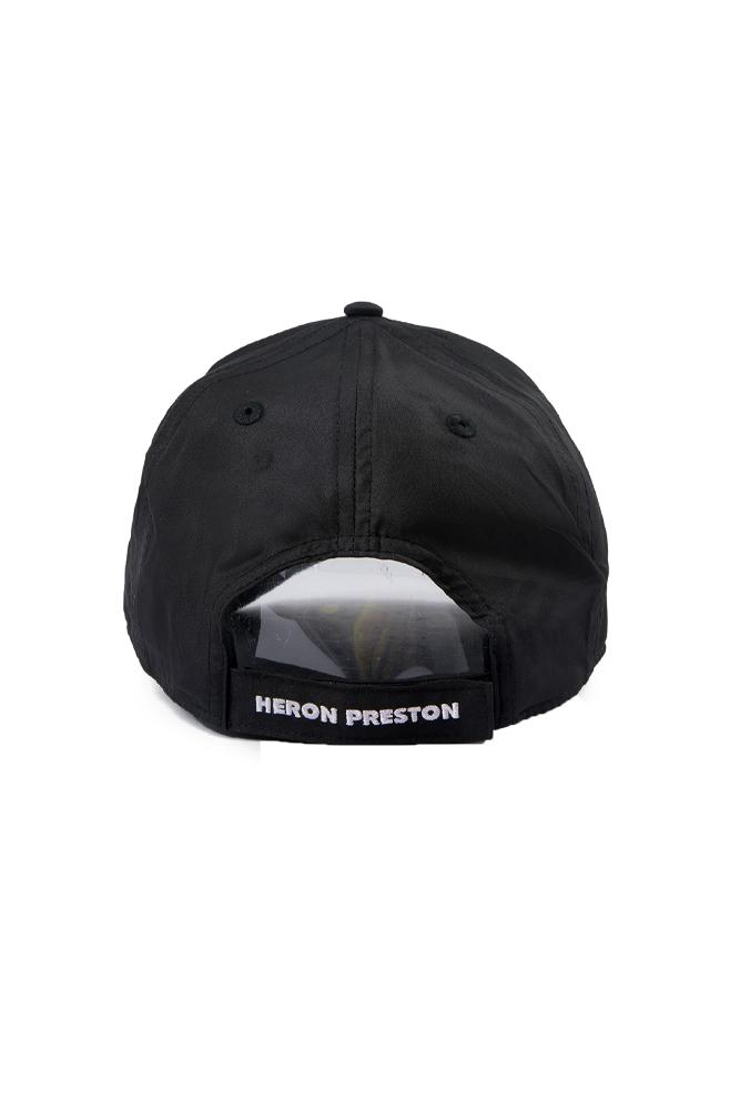 Heron Preston Nasa Cap Black