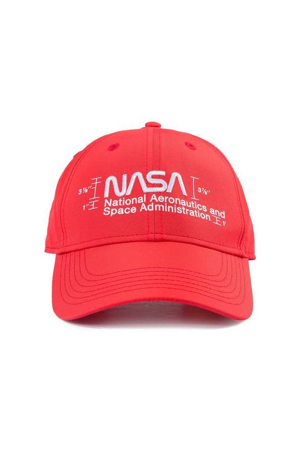 Heron Preston Nasa Cap Red