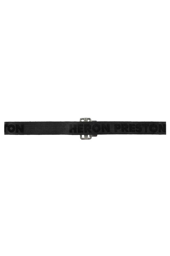 Heron Preston Pull Belt Black
